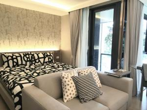 For RentCondoSukhumvit, Asoke, Thonglor : Condo for rent  Urbitia Thong Lo fully furnished (Confirm again when visit).