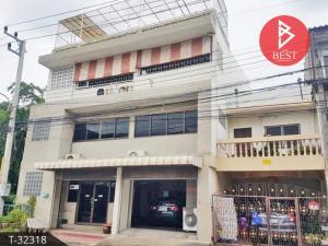 For SaleShophouseRangsit, Patumtani : Commercial building for sale Rangsit-Nakhon Nayok 60 Democratic Pathum Thani