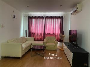 For RentCondoRatchadapisek, Huaikwang, Suttisan : ✅✅✅✅✅✅ For rent, Lumpini Wall, Cultural Center, 2 bedrooms