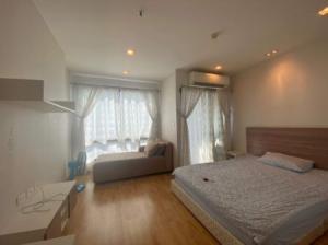 For RentCondoRama9, RCA, Petchaburi : Urgent, cheapest on the web, fully furnished, Condo for rent CASA CONDO Asoke-Din Daeng 28 sqm.