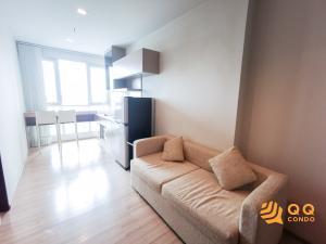 For RentCondoSathorn, Narathiwat : For rent Rhythm Sathorn - 1 Bed, size 35 sq.m., Beautiful room, fully furnished.