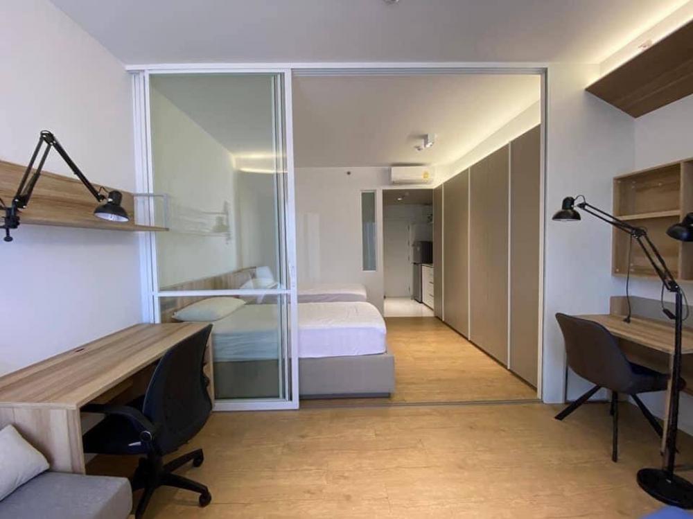 For RentCondoSiam Paragon ,Chulalongkorn,Samyan : LC-R279 for rent Triple Y Residence condo Samyan - Chula (on the mixed-use project Samyan Mitrtown)📍