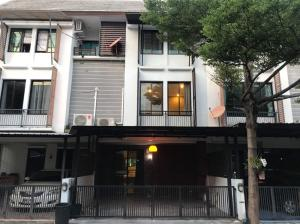 For RentTownhouseKaset Nawamin,Ladplakao : House for rent, Areeya Mowa, Kaset Nawamin. (Lat Phrao, Lat Pla Khao) fully furnished