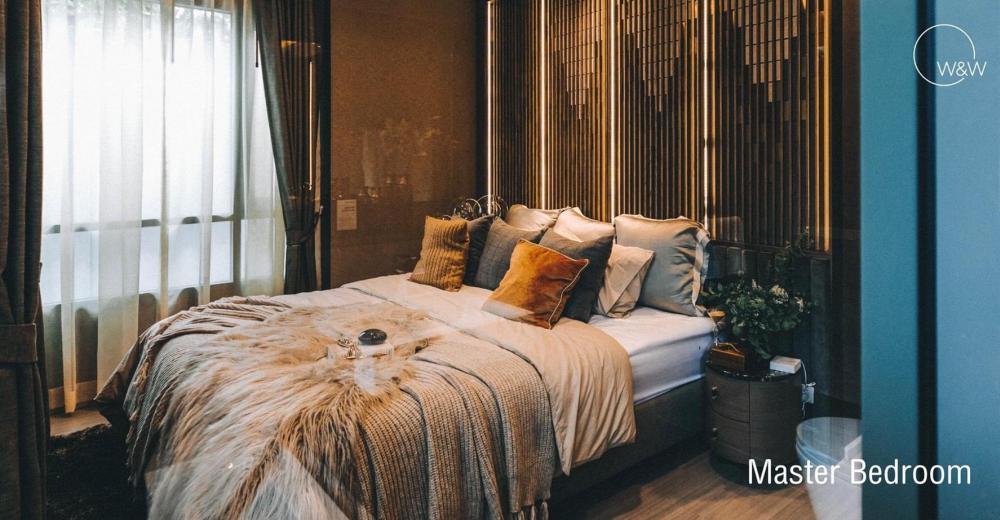 Sale DownCondoSukhumvit, Asoke, Thonglor : Sale down payment Quintara Phum Sukhumvit 39, condo in the heart of the city, near Emquatier, Emporium, convenient transportation by BTS and Phetchaburi pier, Sukhumvit, room size 54 square meters, 2 bedrooms, 2 bathrooms