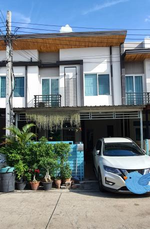 For SaleTownhouseKasetsart, Ratchayothin : Quick sale