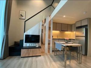 For RentCondoSapankwai,Jatujak : Condo for rent, The Reserve Phahon Pradipat, next to BTS Saphan Khwai, high ceiling room
