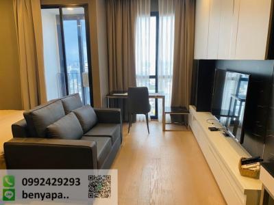 เช่าคอนโดสยาม จุฬา สามย่าน : Ashton Chula Silom 1 Bed price 20,000/month