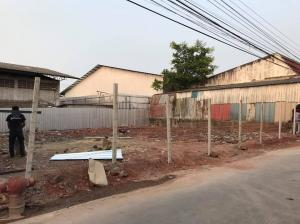 For SaleLandRama 2, Bang Khun Thian : Land for sale, 85 sq m., Soi Tha Kham 16, Intersection 2, Rama 2 Road, near Central Rama 2.