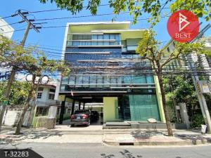 For SaleOfficeSathorn, Narathiwat : Office for sale, Office Building, Narathiwat 10, Sathorn, Bangkok.
