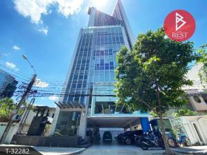For SaleOfficeSathorn, Narathiwat : Office for sale, Office Building, 7 floors, Narathiwat 15, Sathorn, Bangkok.