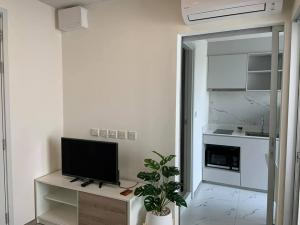 For RentCondoLadprao 48, Chokchai 4, Ladprao 71 : 📌[Condo for rent] The Tree Ladprao 15, very beautiful room, complete electrical appliances, new items, ready to move in, cheap price