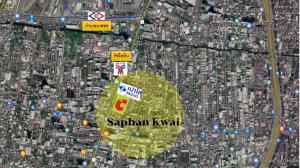For SaleLandSapankwai,Jatujak : Office building for sale near BTS Saphan Khwai (ready to continue the business)!!