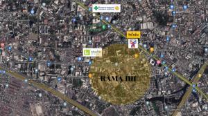 For SaleLandKhlongtoei, Kluaynamthai : Land for sale, corner plot, cheap price, in the heart of Rama IV Road !!