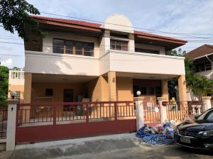 For RentHouseRama5, Ratchapruek, Bangkruai : House 3 bedrooms 72 sq. wa at Kanchanalak Village 3
