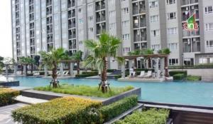 For SaleCondoRattanathibet, Sanambinna : Condo Manor Sanambinnam, Nonthaburi Road, Bang Kraso Subdistrict, Mueang Nonthaburi District, Nonthaburi