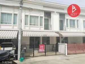 For SaleTownhouseNawamin, Ramindra : Townhome for sale The Pleno Ramintra-Wongwaen. Bangkok