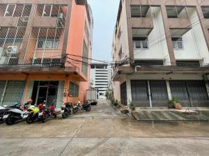 For RentTownhousePinklao, Charansanitwong : Townhouse 3 floors / size 36 sq.wa. Soi Borommaratchachonnani 6