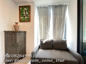 For RentCondoKasetsart, Ratchayothin : ⛳For rent⛳1 bedroom, corner room, Ciela Condo Sripatum.