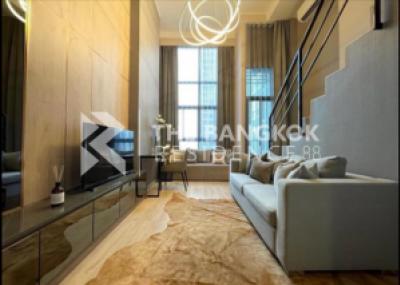 For SaleCondoRama9, RCA, Petchaburi : Hot Deal! Luxury Room Condo for Sale Near MRT Phra Ram 9 - Ideo Rama 9-Asoke @4.6MB
