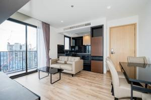 For SaleCondoSapankwai,Jatujak : 2 bedrooms for sale, The Line, Chatuchak, view thep, special price, fight with covids, only 175,xxx per sq m., super cheap 🔥🔥🔥