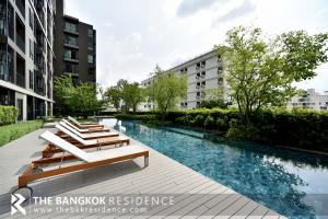 For SaleCondoRatchadapisek, Huaikwang, Suttisan : Hot Price!! Pool View Condo for Sale Near MRT Huai Khwang - Centric Ratchada-Huai Khwang @3.9MB All in