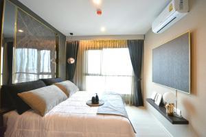 For RentCondoOnnut, Udomsuk : Room for rent in Life Sukhumvit 48 (BTS Phrakhanong Station) SA-01