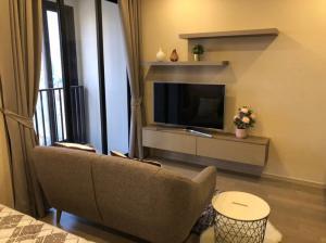 For RentCondoSukhumvit, Asoke, Thonglor : Condo for rent Ashton Asoke Type 1 bedroom 1 bathroom Size 35 sq.m. Floor 18
