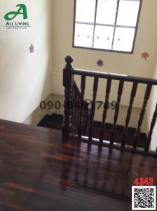 ขายบ้านอ่อนนุช อุดมสุข : ขายบ้านเดี่ยว ซอยอ่อนนุช 39 บ้านสวยทำเลดี พร้อมเข้าอยู่