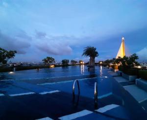 For SaleCondoRama 8, Samsen, Ratchawat : Condo for sale Chateau in Town Rama 8 near Thammasat.
