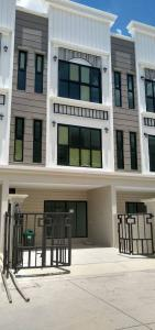 For RentTownhouseNawamin, Ramindra : townhome for rent, Eternity Town, Watcharaphon AOL-F81-2105003998.