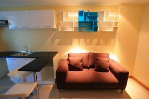 For SaleCondoOnnut, Udomsuk : Condo for sale The Link Sukhumvit 64 fully furnished.
