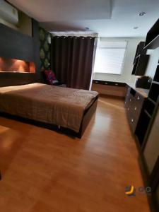 For RentCondoOnnut, Udomsuk : For Rent The Link Sukhumvit 50 - Studio, size 32 sq.m., Beautiful room, fully furnished.