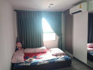 For SaleCondoSamrong, Samut Prakan : Condo for sale The Trust BTS Erawan fully furnished.