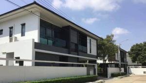 เช่าบ้านพัฒนาการ ศรีนครินทร์ : Single House for rent Setthasiri Krungthep kreetha 15/1Near Brighton International School , on land 120 sq.w