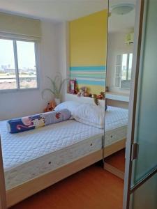 For RentCondoRattanathibet, Sanambinna : 💥 Advance 1 insurance 1 pay 10,100 baht. You can move in. For rent Lumpini Condo Town Rattanathibet 💫