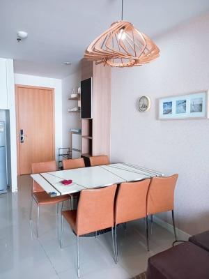 ขายคอนโดพระราม 9 เพชรบุรีตัดใหม่ : 2 bedrooms Nice & cheap for Circle Condominium