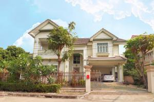 For SaleHouseRamkhamhaeng,Min Buri, Romklao : Single House Laddarom Ramkhamhaeng 118