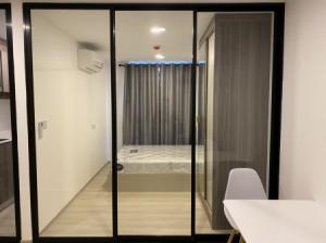 For RentCondoVipawadee, Don Mueang, Lak Si : Quick rent, leaked room, very good price, new room, minimal style, Kensington condo, Phahon Yothin 63