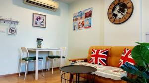 For RentCondoOnnut, Udomsuk : 🔥🔥Hot Deal!🔥🔥 For rent Hive condo Sukhumvit 65, 30 sqm., 4th floor, 1 bedroom, 1 bathroom, pool view, near BTS Phra Khanong [Code:A250]