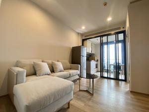 For RentCondoSukhumvit, Asoke, Thonglor : 📣📣 New room, beautiful decoration All new items for rent, Oka House condo, closed kitchen, minimal beautiful room, latte color theme, beautiful and elegant 📣📣