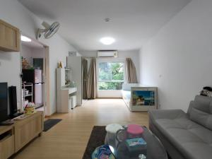 For SaleCondoPinklao, Charansanitwong : Quick sale! UNIO Charan 3, Building B, 3rd floor, garden view, big tree