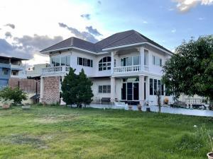 For SaleHouseChengwatana, Muangthong : Urgent 📣📣 Single house for sale with 1 rai of land, Chaengwattana.