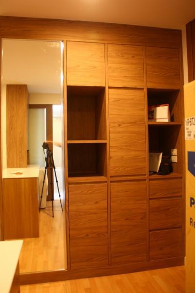 For RentCondoPattaya, Bangsaen, Chonburi : GreenLake Condo 1 bedroom 54 sqm FL.7 corner room near Assumption Sriracha