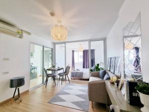 For SaleCondoRamkhamhaeng, Hua Mak : 🏡 (Post owner) All new rooms, LPN condo, Badin, installments only 5,xxx baht, free loan.