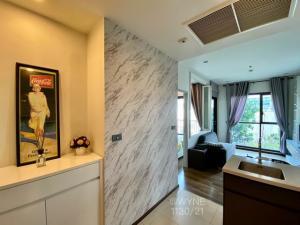 For RentCondoOnnut, Udomsuk : Condo for rent, Wyne Sukhumvit, near BTS Phra Khanong, beautiful and cheap.
