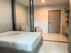 For RentCondoThaphra, Wutthakat : For rent  Ideo Thaphra Interchange  1Bed, size 28 sq.m., Beautiful room, fully furnished.
