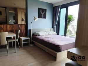 For RentCondoBangna, Lasalle, Bearing : For rent Ideo O2 - 1 Bed, size 33 sq.m., Beautiful room, fully furnished.