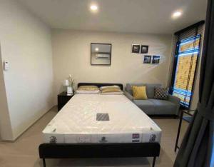 "For RentCondoRatchadapisek, Huaikwang, Suttisan : 🔥 For rent "" Aspire Asoke-Ratchada "" very beautiful decoration, good price 🔥 ready to move in, contact line id: @arunestate"