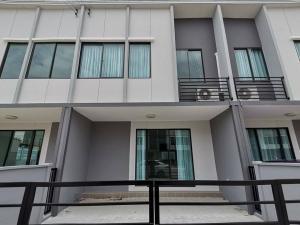 For RentTownhouseRama5, Ratchapruek, Bangkruai : For rent, Plino Ratchaphruek-Rattanathibet, near Ratchaphruek Road, near Chao Phraya Market.