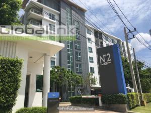 ขายคอนโดเชียงใหม่ : (GBL0825) ✅ ขายคอนโดที่มีความเป็นส่วนตัว ใกล้ชิดธรรมชาติ✅ Room For Sale Project name : North Condo Chiang Mai